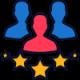 client-satisfication-icon